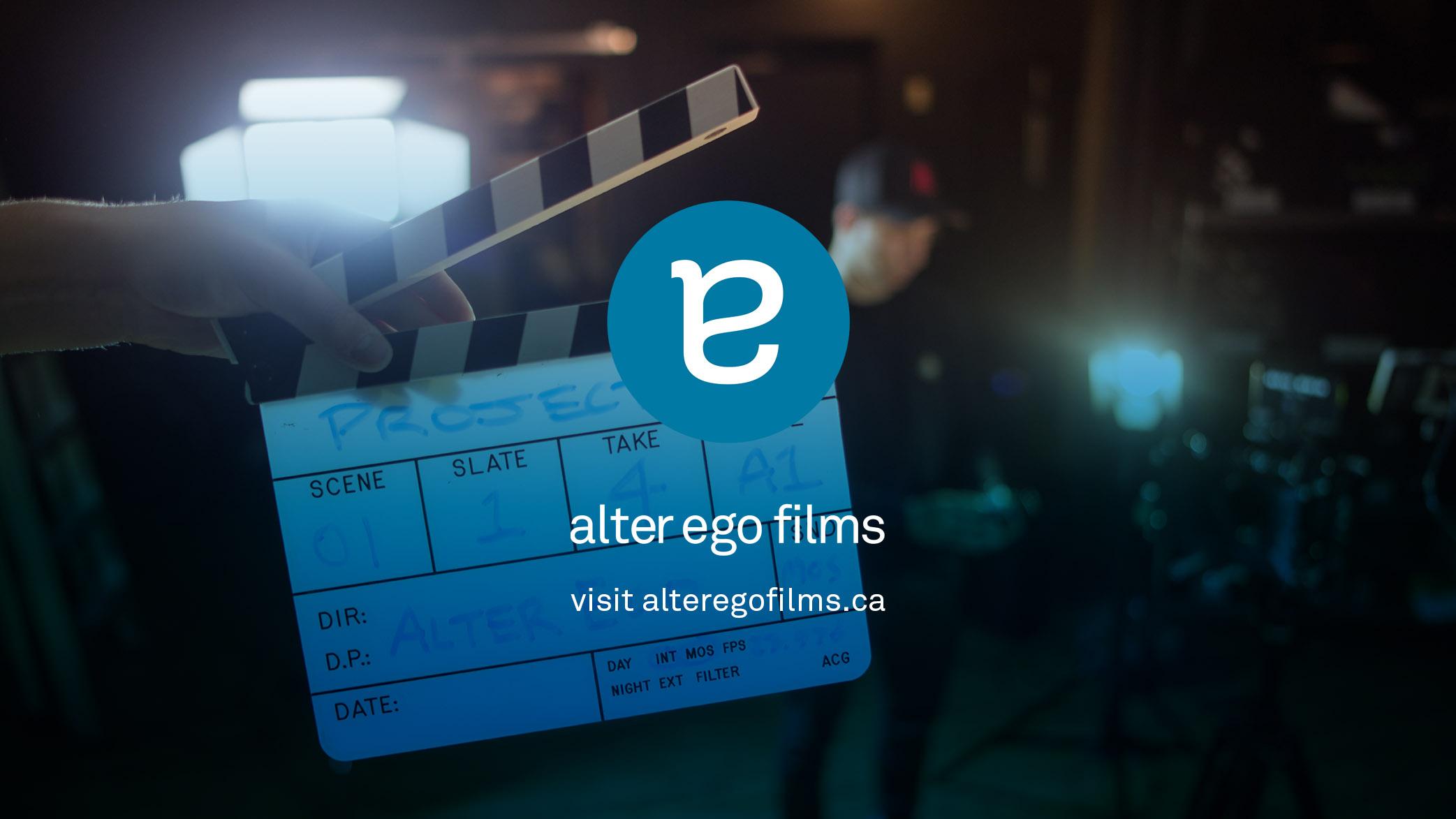 Link to alter ego films